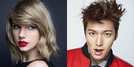 Suzy phan ung truoc tin don Lee Min Ho hen ho Taylor Swift - Anh 1