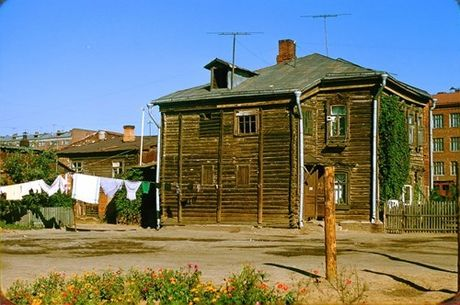 Loat anh cuc dep ve Moscow nam 1956 cua pho nhay Phap (1) - Anh 12