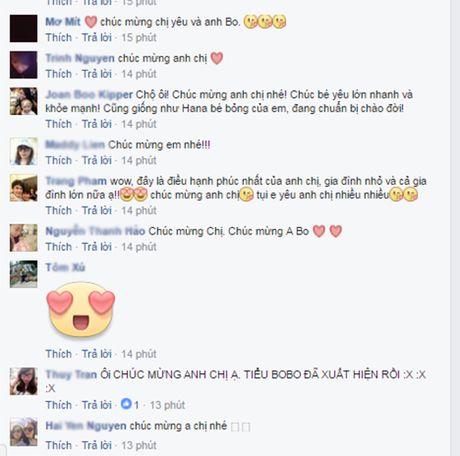 Vo Dan Truong mang thai sau 3 nam ket hon - Anh 3