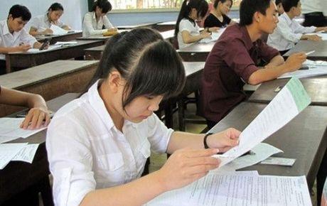 Giai phap giup nang cao chat luong lam bai trac nghiem Sinh hoc - Anh 1