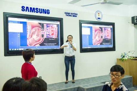 Truong DH Y Duoc Thai Nguyen gioi thieu mo hinh giang duong thong minh - Anh 2