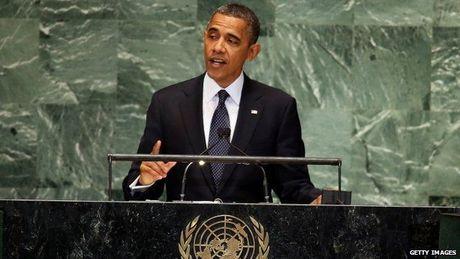 Tong thong Obama: 'Cuoc chien tai Syria am anh toi' - Anh 1