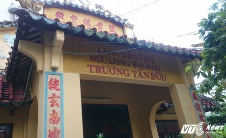 Nhung bi an chua biet ve ngoi mo cua ho tuong giua dat Sai Gon - Anh 1
