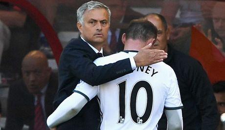 Mourinho dung Rooney de thu phuc nhan tam Man Utd - Anh 1