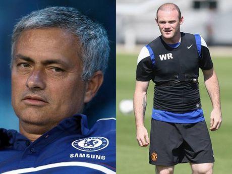 Mourinho dung Rooney de thu phuc nhan tam Man Utd - Anh 2