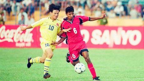 Nhin U16 Viet Nam, nho Van Quyen va dong doi - Anh 2