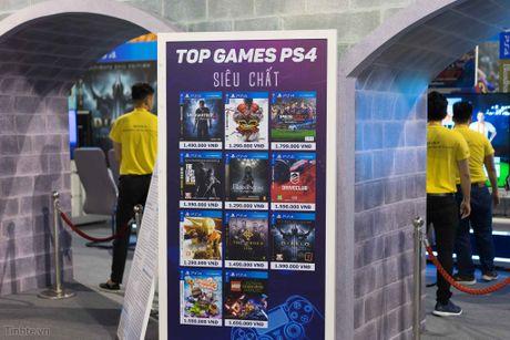 Mot vong Sony Show 2016: PlayStation 4 khap moi noi, giam 30% rat nhieu san pham - Anh 14