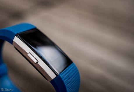 Tren tay Fitbit Charge 2: Hoan thien dep, sac sao, ho tro chay bo, dap xe, pin 5 ngay - Anh 14