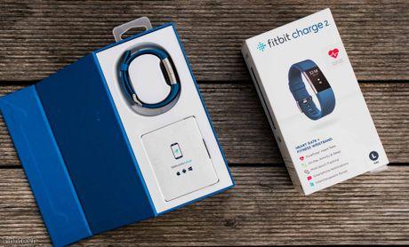 Tren tay Fitbit Charge 2: Hoan thien dep, sac sao, ho tro chay bo, dap xe, pin 5 ngay - Anh 2