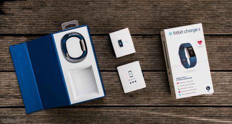Tren tay Fitbit Charge 2: Hoan thien dep, sac sao, ho tro chay bo, dap xe, pin 5 ngay - Anh 3