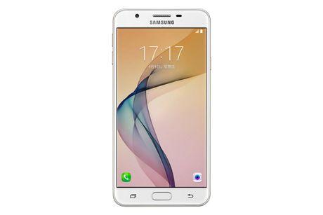 Samsung Galaxy On7 (2016): nang cap dang ke voi 5,5' 1080p, cam bien van tay, RAM 3 GB, gia ~240 USD - Anh 3