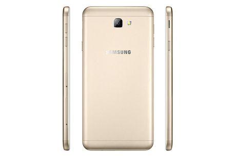 Samsung Galaxy On7 (2016): nang cap dang ke voi 5,5' 1080p, cam bien van tay, RAM 3 GB, gia ~240 USD - Anh 4
