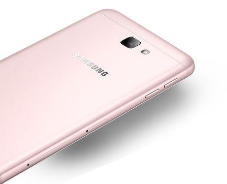 Samsung Galaxy On7 (2016): nang cap dang ke voi 5,5' 1080p, cam bien van tay, RAM 3 GB, gia ~240 USD - Anh 9