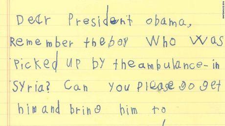Be trai My gay bao mang voi buc thu gui Tong thong Obama - Anh 4