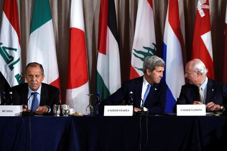 Lenh ngung ban Syria vo hieu, quan Assad trut bom bu - Anh 2