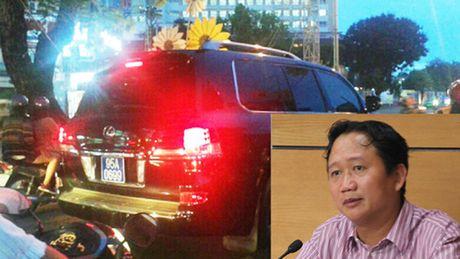 Ky luat dai ta cap bien xanh cho xe ong Trinh Xuan Thanh - Anh 2