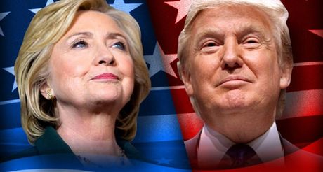 Tranh luan Trump-Clinton du kien thu hut 100 trieu nguoi xem - Anh 1