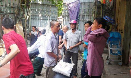 Sau 1 nam sap nha co 107 Tran Hung Dao (Ha Noi): Nguoi dan van lo cho… an cu - Anh 2