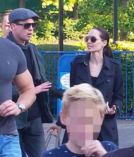 Hai lan Brad va Angelina lo anh cai va trong 2 nam ket hon - Anh 8