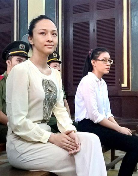 Nhan vu an Hoa hau Phuong Nga, ca si My Linh noi ve tinh va tien - Anh 3