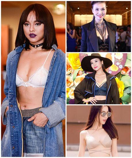Khoe ao nguc, vi sao Thanh Hang duoc khen con Mai Ngo bi nem da khong thuong tiec - Anh 3