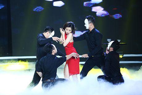"Phuong Anh Idol bi ton thuong vi khan gia che ""map"" - Anh 2"