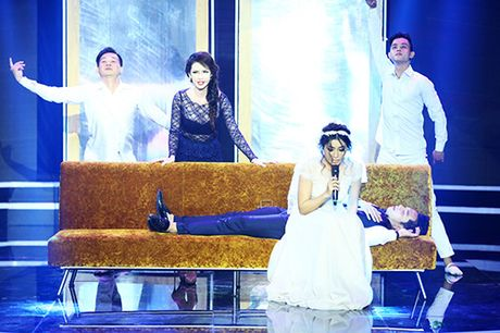 "Phuong Anh Idol bi ton thuong vi khan gia che ""map"" - Anh 6"
