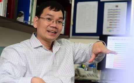 """TS. Huynh The Du: """"Cam xe may lay gi ma di"""" - Anh 1"""