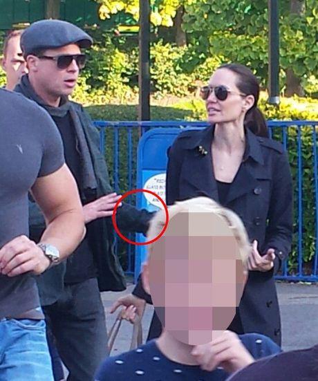 """Bi Angelina Jolie """"da"""", Brad Pitt vuong vao cuoc dieu tra bao hanh gia dinh - Anh 2"""