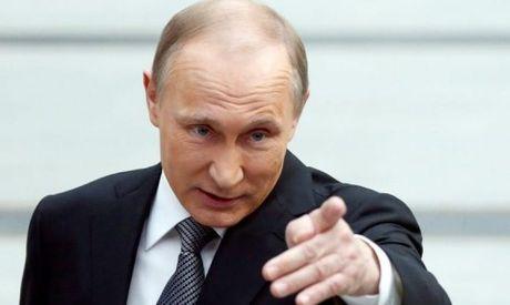 """De cu Giam doc SVR, TT Putin """"hien thuc hoa"""" ke hoach KGB phien ban Putin? - Anh 1"""
