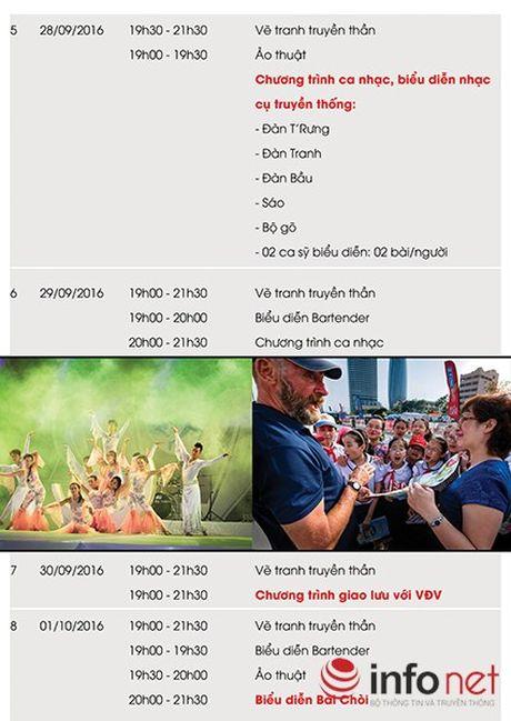 'Khong gian Van hoa cong dong' phuc vu Dai hoi The thao bai bien Chau A 2016 - Anh 4