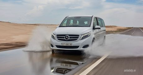 Ngay 1: Mercedes-Benz V-Class Tour 2016 - Anh 7