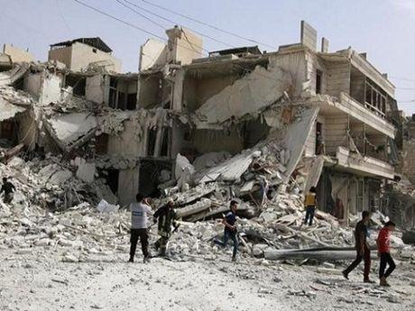 Chien tranh The gioi thu 3 dang dien ra tai Syria? - Anh 1