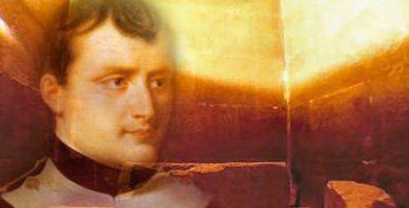 Bi mat dem kinh hoang cua Napoleon trong kim tu thap Ai Cap - Anh 1