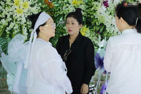Hinh anh dong nghiep, nguoi ham mo tien dua nghe si Thanh Tong - Anh 5