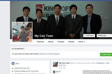 Vu dai gia 'to' Hoa hau Phuong Nga lua dao: Xuat hien 1 loat Facebook gia  - Anh 1