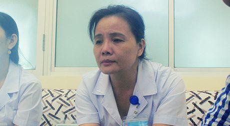 Benh vien o Da Nang cay que tranh thai...van co thai - Anh 2