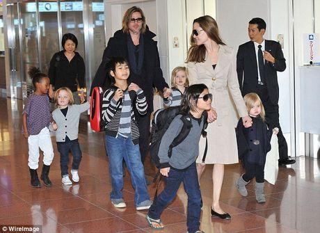 Brad Pitt suy sup truoc thong tin danh con trai Maddox luc say xin - Anh 2