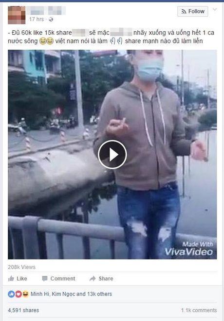 Sau thanh nien song ao tu thieu, hang loat nu sinh hua khoe than 'like la lam' - Anh 2