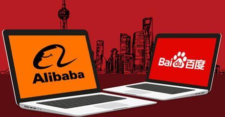 Alibaba vuot mat Baidu tren thi truong quang cao so Trung Quoc - Anh 1