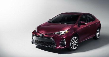 Xem phien ban 2017 cua Toyota Corolla voi nhieu nang cap - Anh 1