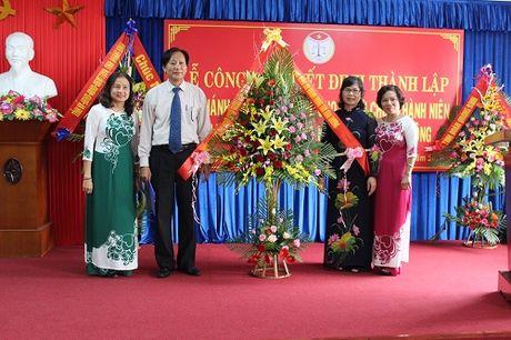 Ra mat Trung tam tu van phap luat cua Hoi Luat gia VN tai Quang Binh - Anh 2
