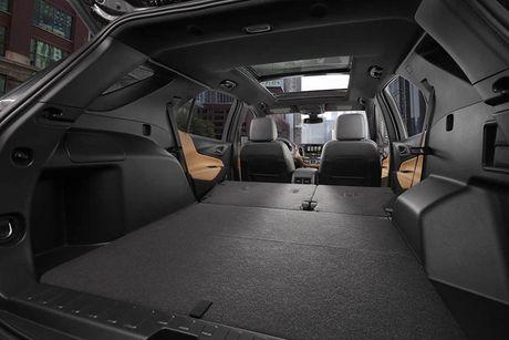 Ra mat Chevrolet Equinox 2018, doi thu Honda CR-V - Anh 3