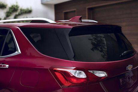 Ra mat Chevrolet Equinox 2018, doi thu Honda CR-V - Anh 6