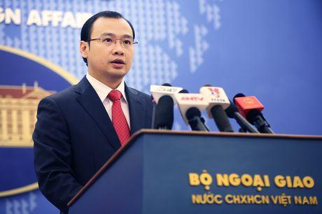 Viet Nam len tieng viec Nga va Trung Quoc tap tran chung o Bien Dong - Anh 1