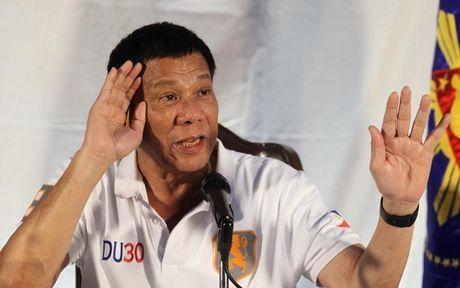 Tong thong Philippines sang Viet Nam ban ve Bien Dong - Anh 1