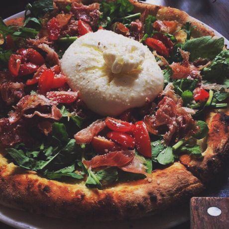 3 dia chi pizza nuong lo cui tai Sai Gon - Anh 1