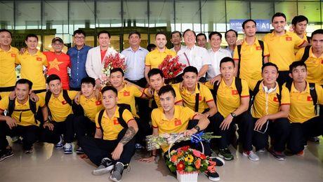 Sau World Cup, Futsal Viet Nam tuyet doi khong thut lui - Anh 1
