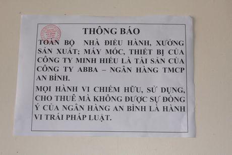 """Ngan hang TMCP An Binh ngang nhien """"bao vay"""" tru so cong ty - Anh 1"""