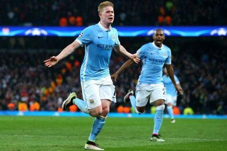 Manchester City: Suc manh cua ke thong tri - Anh 1